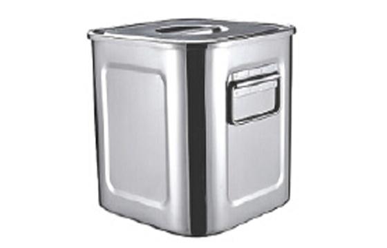 不锈钢四方汤桶