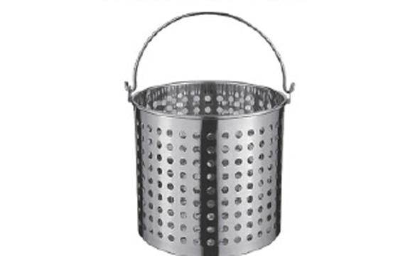 不锈钢漏桶