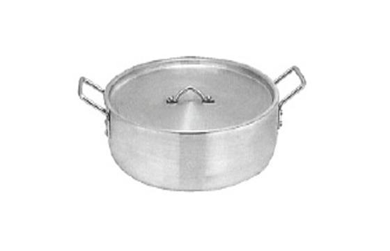 矮身铝汤锅
