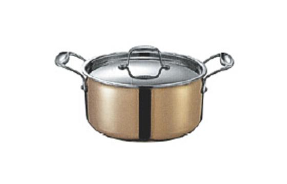 304#出口装铜锅
