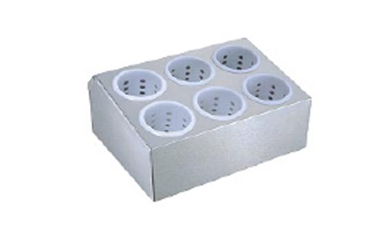 塑钢双列刀叉箱