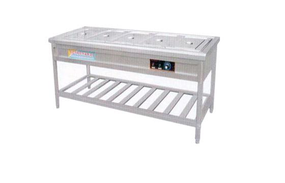 组装式保温售饭台