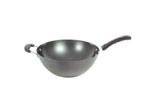 五层生铁炒锅(平底-圆底)